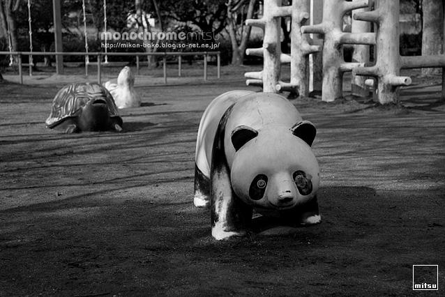 公園の遊具って意外と好きなんです♪